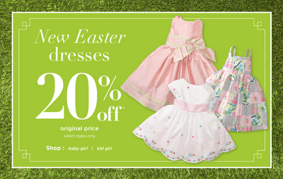 Easter Dress Sale