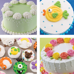 Wilton Cake Decorating Classes at Michaels - Busy Mommy