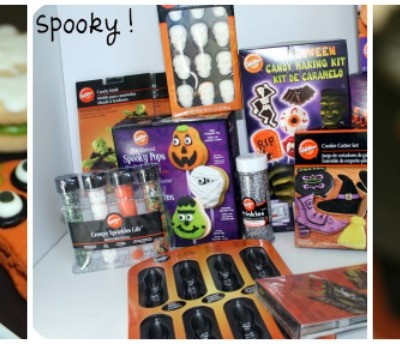 Wilton Fun and Spooky Halloween Treats!