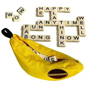 Bananagrams Stocking Stuffers for Game Lovers!