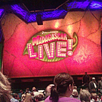Madagascar Live at the Civic Center of Des Moines