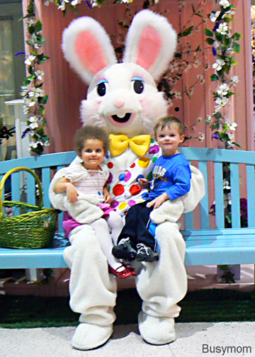 Does the easter bunny bring your child gifts busy mommy easter negle Gallery