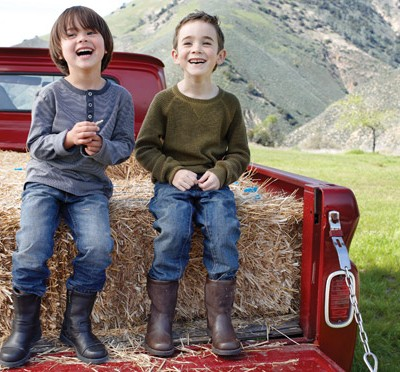Fall Shoe Styles for Boys