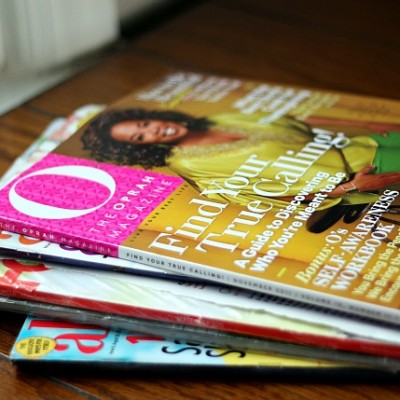 How To Organize Your Recipes From Magazines
