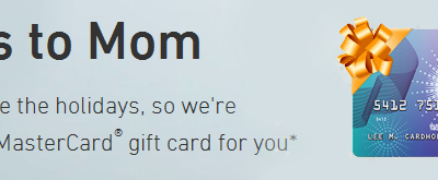 Receive a $20 MasterCard Gift Card When You Spend $200 Online