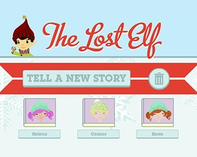 The Lost Elf Interactive Story #midwestmoms