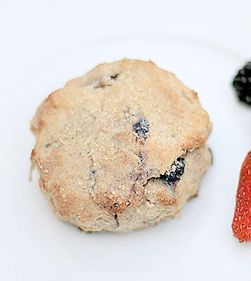 Whole Wheat Mixed Berry Shortcakes
