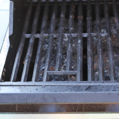 Putting Baking Soda to the Grill Test #SwitchandSave