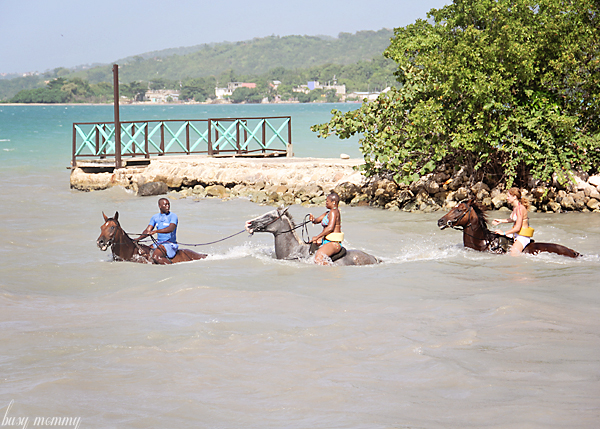 Bucket List: Horseback riding in the ocean!!