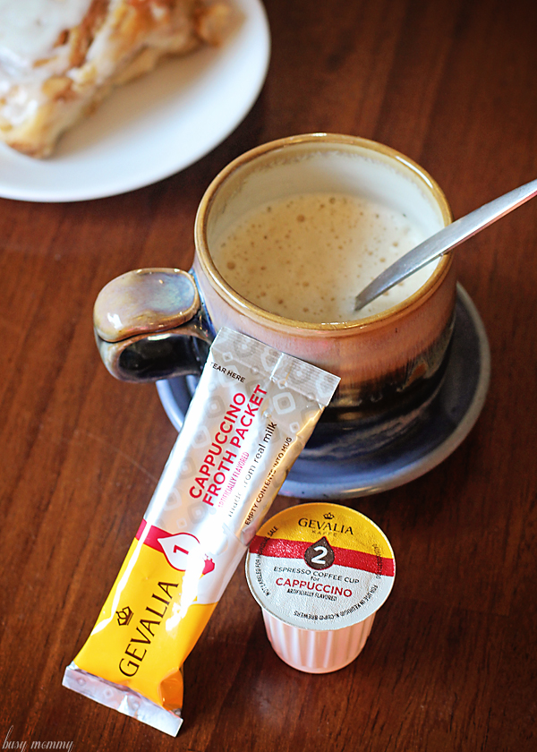 Sorry Starbucks... New K-cups that brew real cafe-style Mochas, Macchiatos and Cappuccinos!