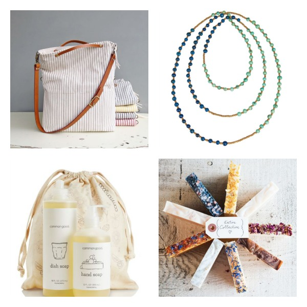 The top thoughtful gifts for Mother's Day. I want that bag!!