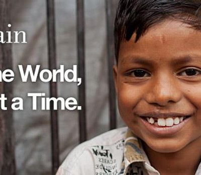 Join Us And Change The World #ThePowerOfASmile