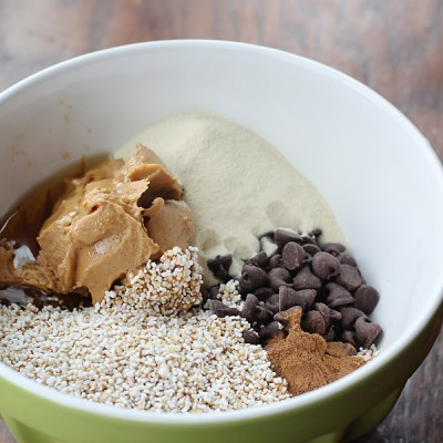 What is Amaranth? & Popped Amaranth Protein Balls
