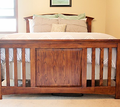 How To Make A Beautiful Bed