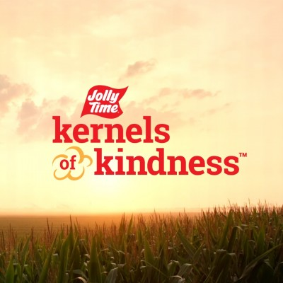 JOLLY TIME Pop Corn Kernels of Kindness™