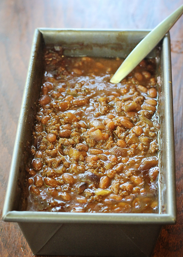 A few secret ingredients make canned bake beans taste homemade!