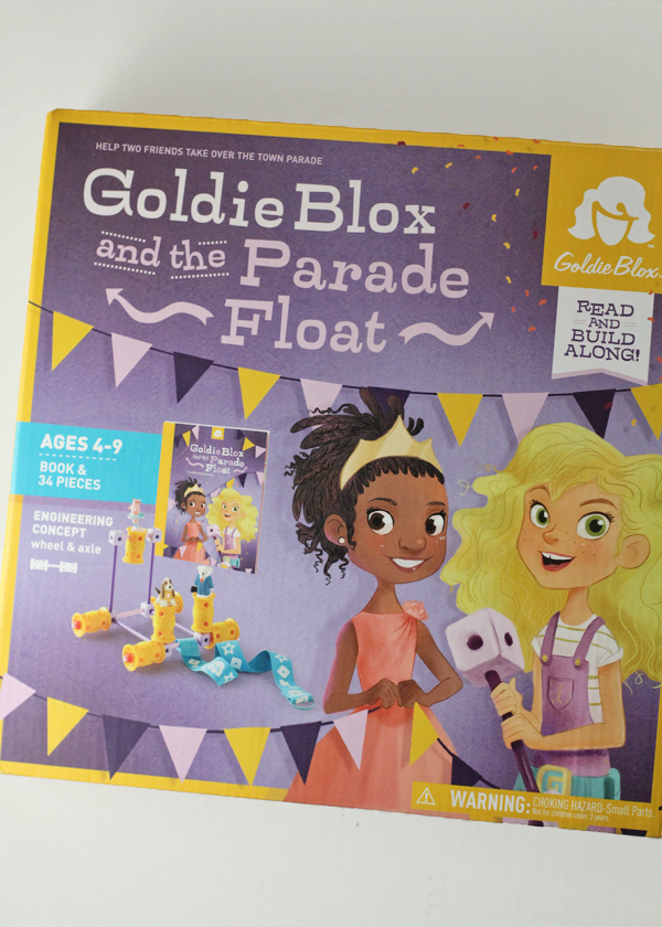 GoldieBlox has inspired much enthusiasm among adults. The concept—disrupt  the pink aisle! provide girls with an alternative to princess-mania!