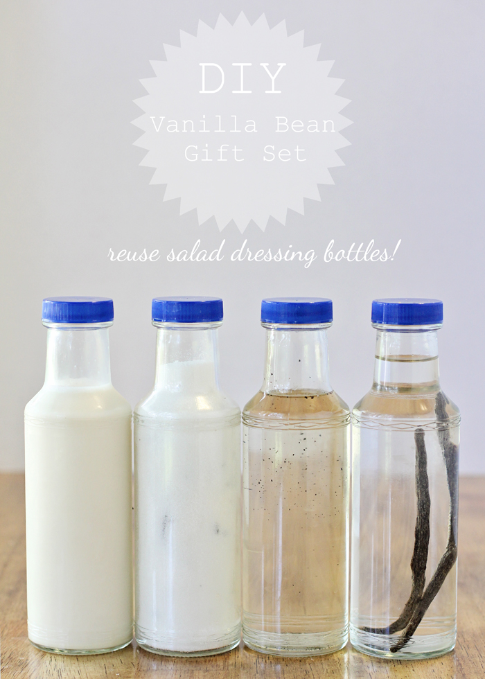 Do It Yourself Homemade Vanilla Gifts
