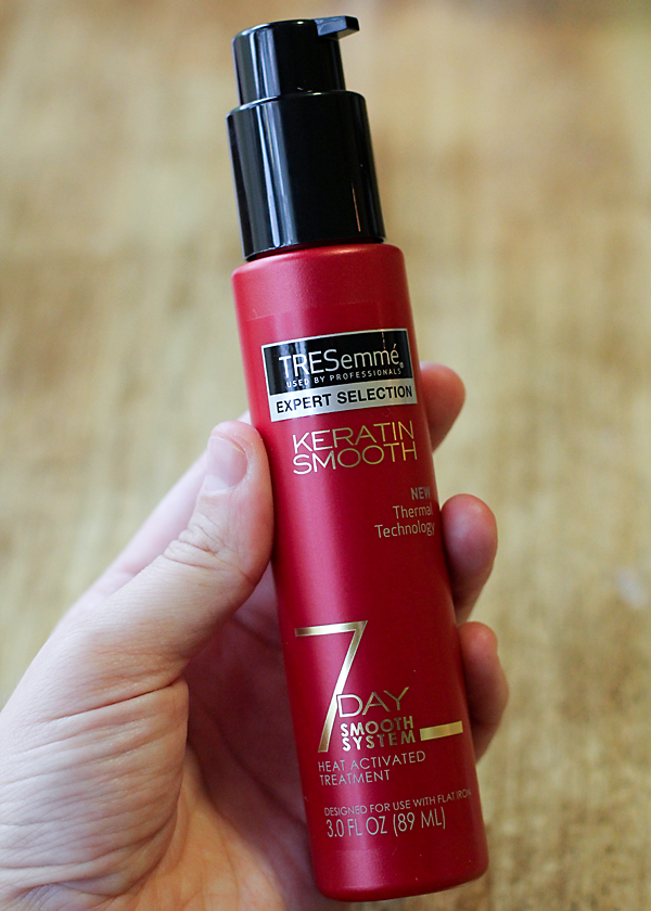Tresemme Keratin Smooth 7 Day Smooth System Heat Activated Treatment