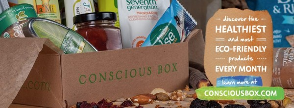 Conscious Box Eco Friendly Subscription Box