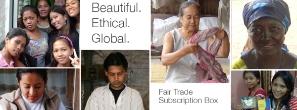 Fair Treasure Fair Trade Subscription Box