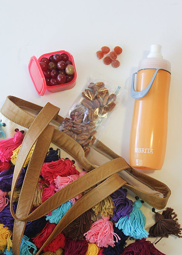 Healthy on-the-go Mom!