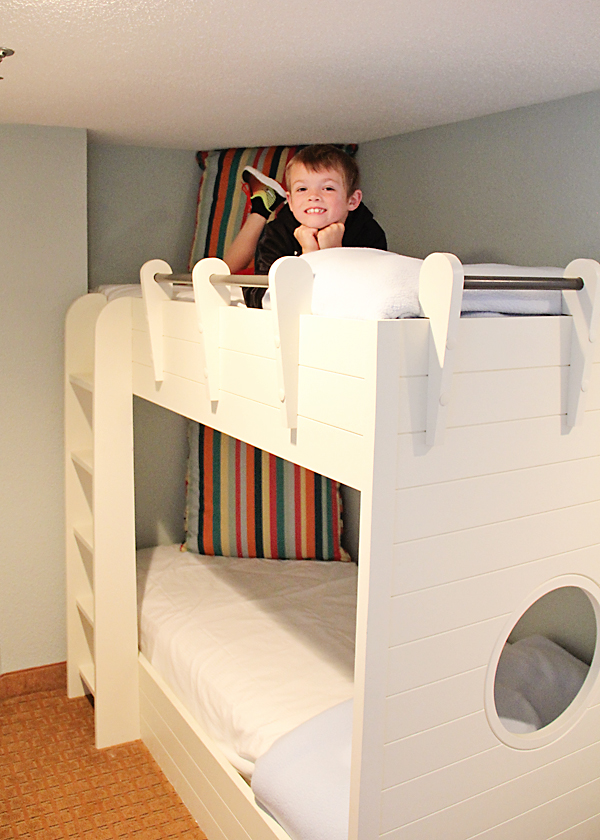Hilton Sandestin Deluxe Junior Suite Bunk Bed