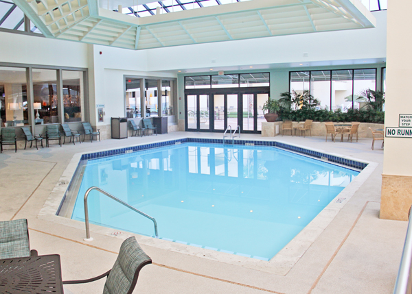 Hilton Sandestin Indoor Pool