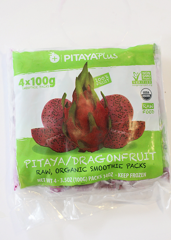 Pitaya Plus Smoothie Packs