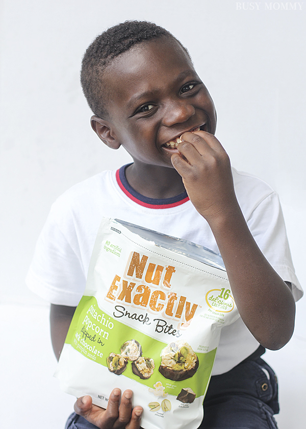 Nut Exactly Snack Bites 16 calories each