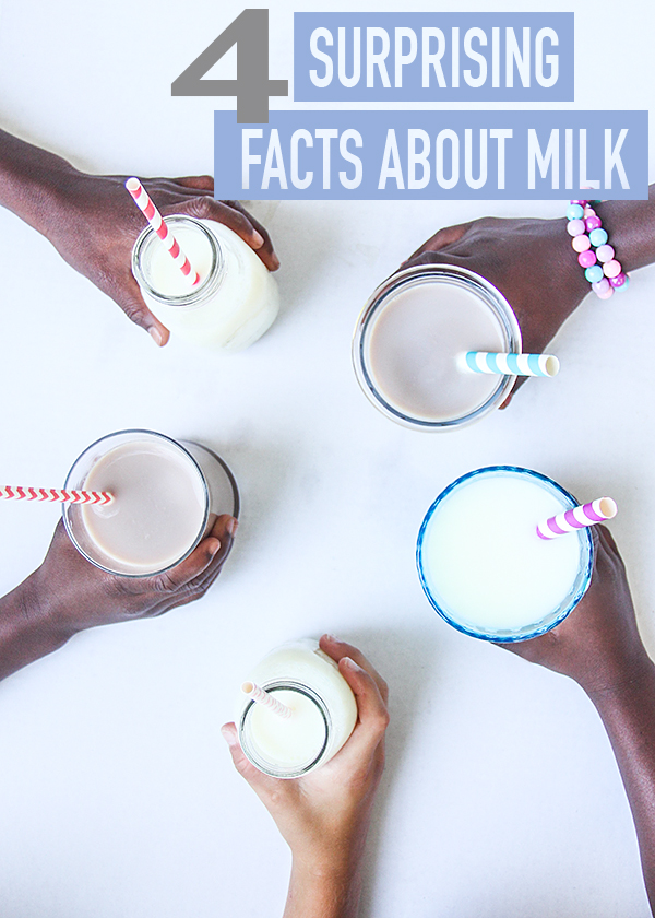 Four Surprising Facts About Milk