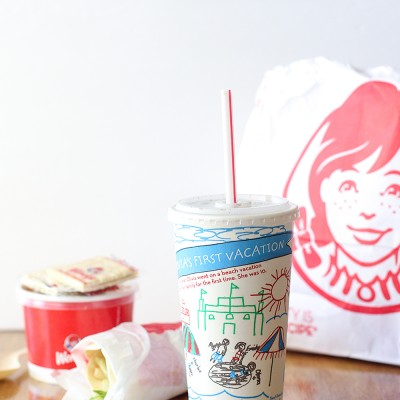 Wendy's Cups For A Very Special Cause