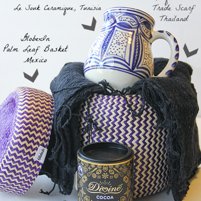 GlobeIn Fair Trade Artisan Subscription Box
