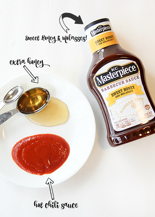 The perfect sauce for meatloaf