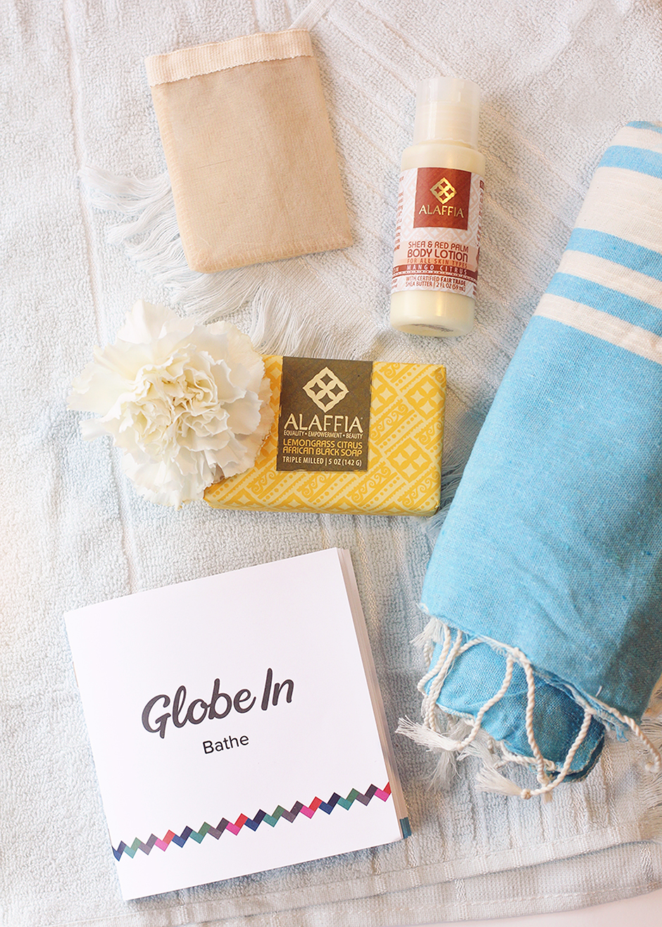GlobeIn Fair Trade Subscription Box