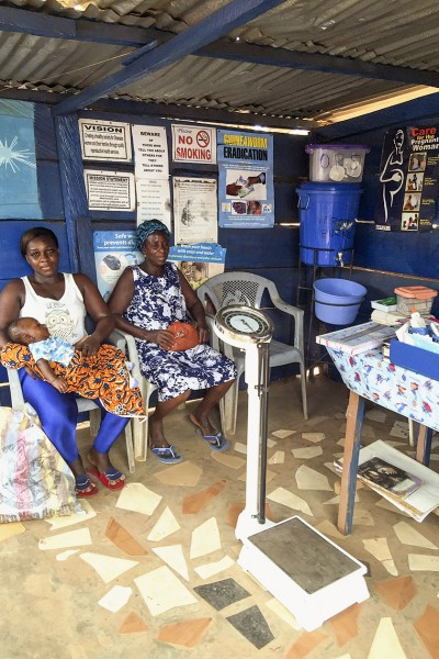 International Women's Day: Strengthening Maternal & Child Health In Ghana