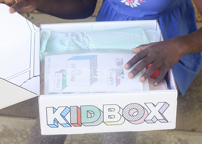 KidBox Kids Clothing Subscription Box