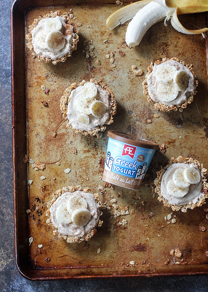 Breakfast Tarts with AE Greek Yogurt.