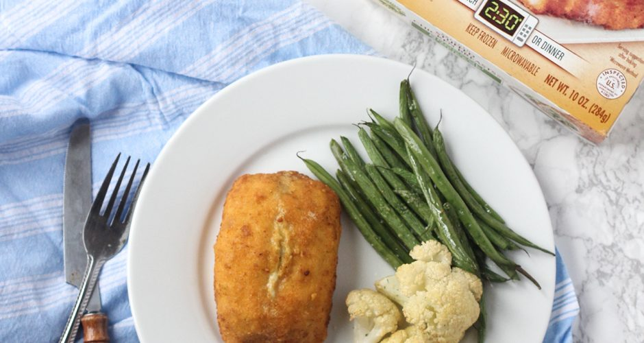 Barber Foods Broccoli and Cheese Stuffed Chicken