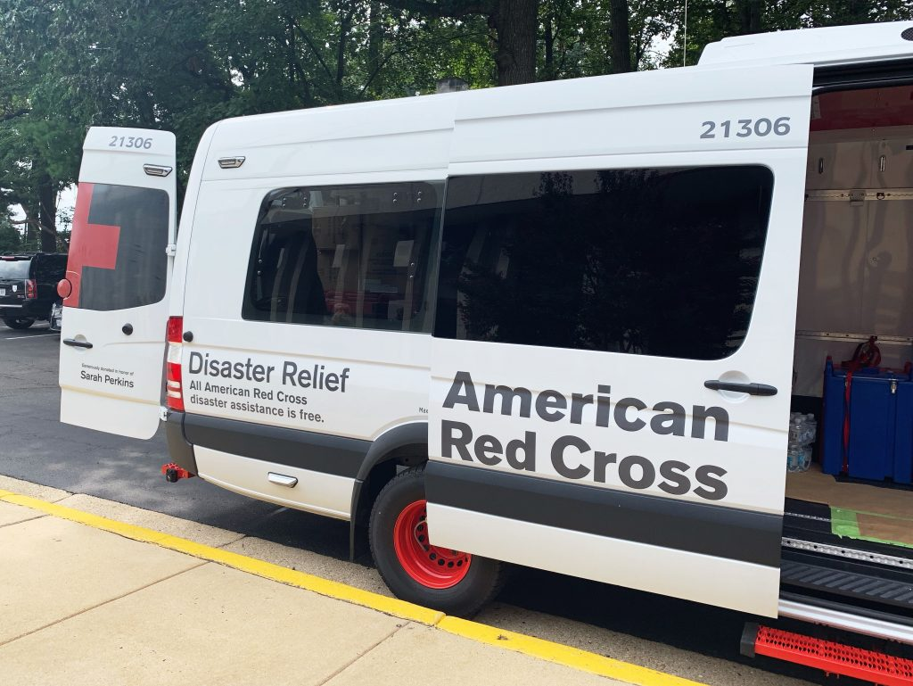 All American Red Cross assistance is free.